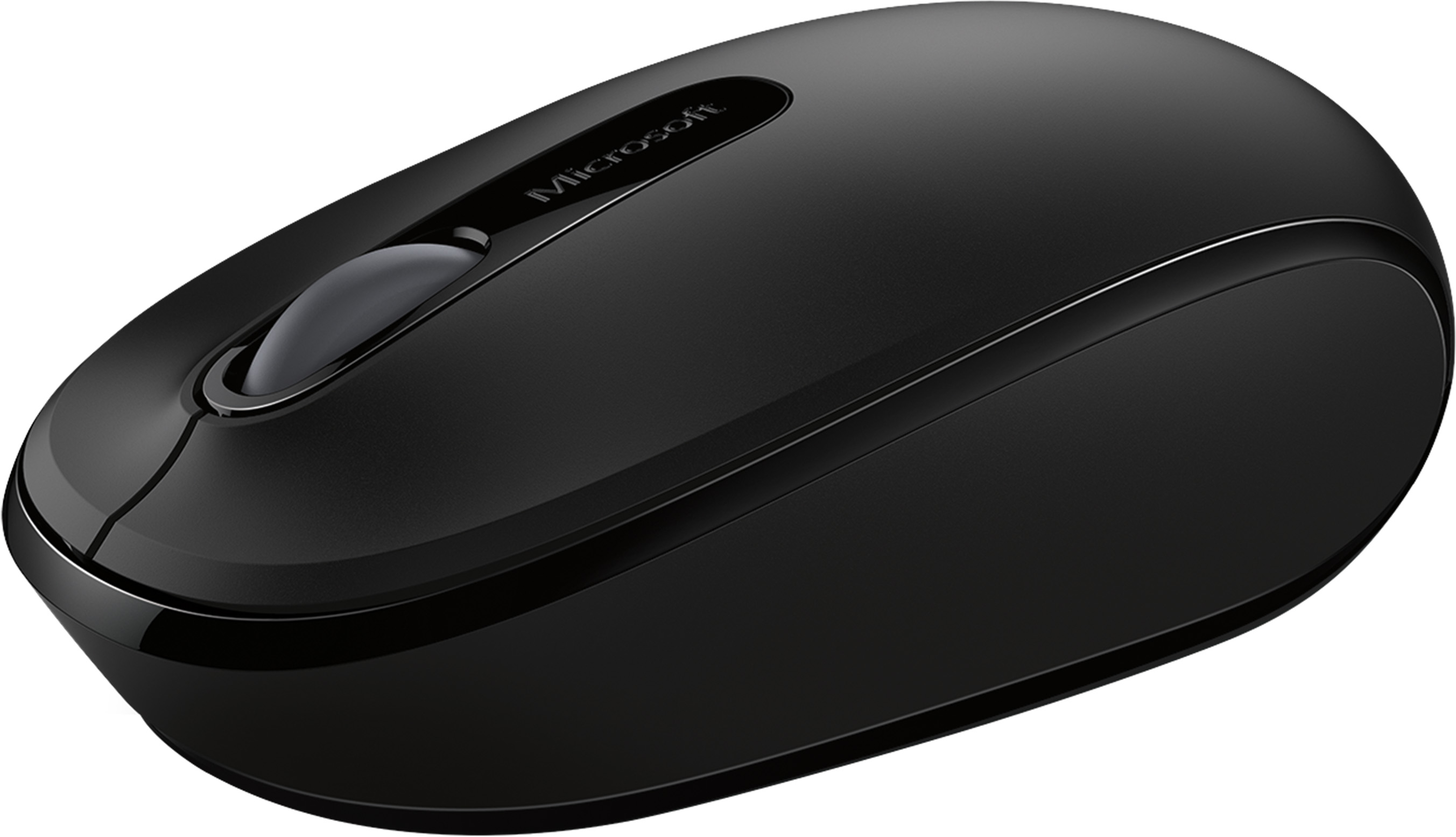 Microsoft Wireless Mobile Mouse 1850 (Black)