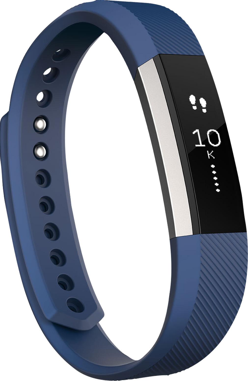 Fitbit Alta – bleu (grand)