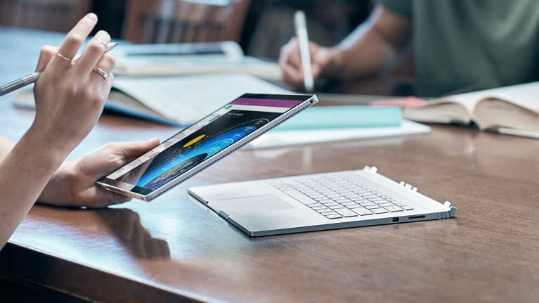 Buy Microsoft Surface Book (Certified Refurbished) - Microsoft Store