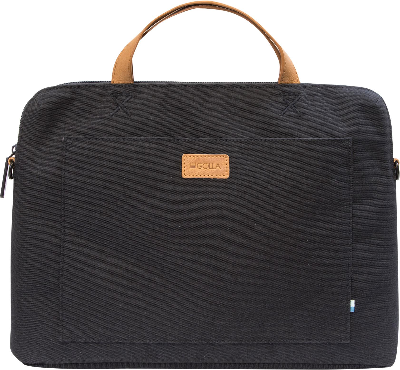 Golla Polaris 14-inch Briefcase (Coal)