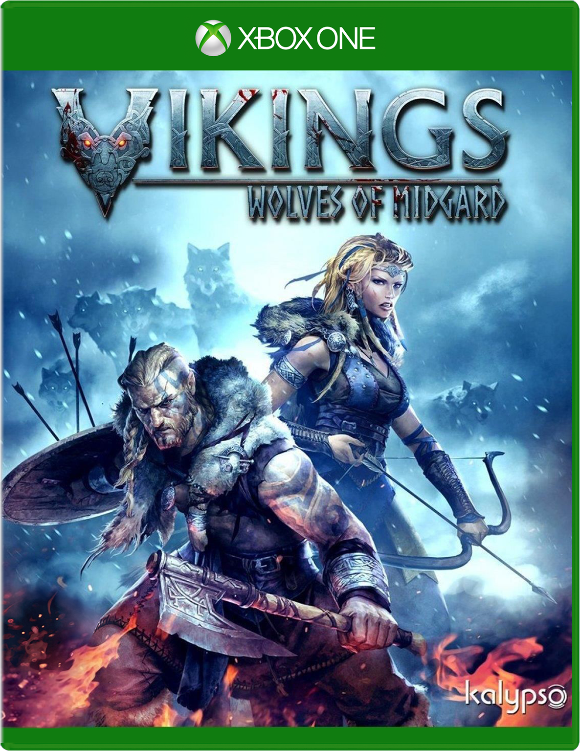 Vikings - Wolves of Midgard for Xbox One
