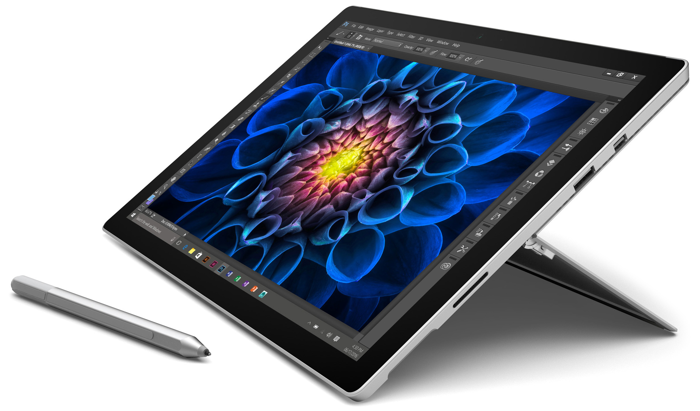 Commercial Microsoft Surface Pro 4 - 128GB / Intel Core i5