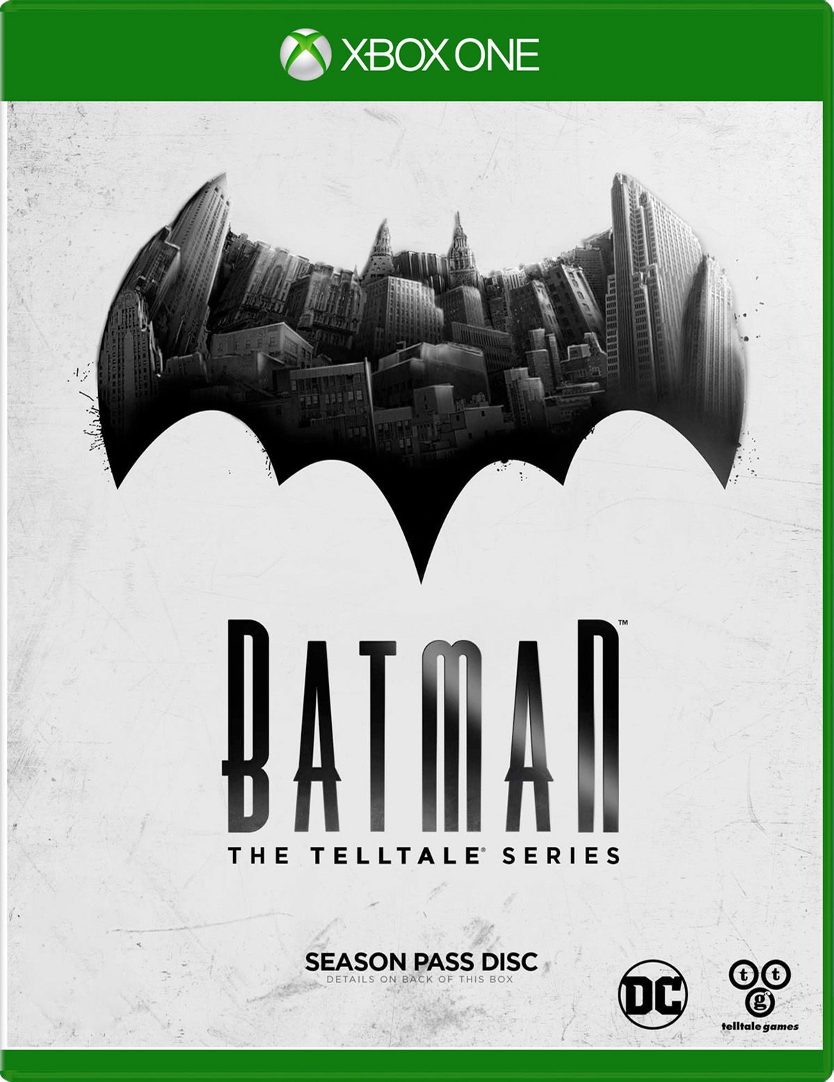 Batman - The Telltale Series for Xbox One (Season Pass)