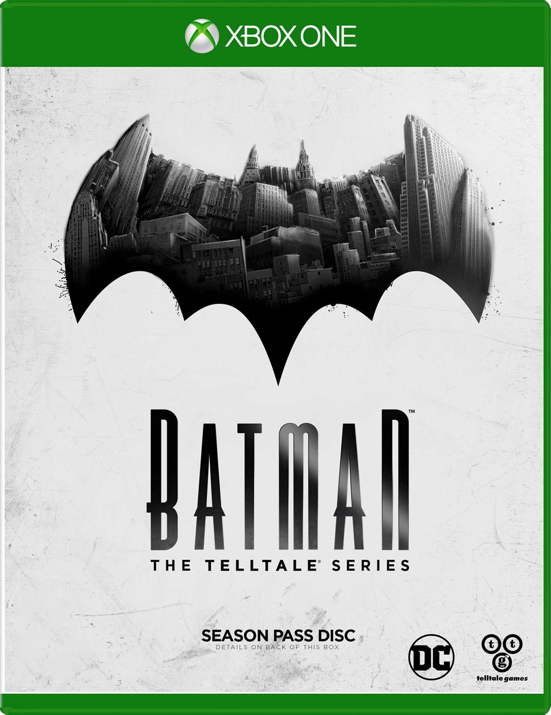 Batman - The Telltale Series for Xbox One (Season Pass)
