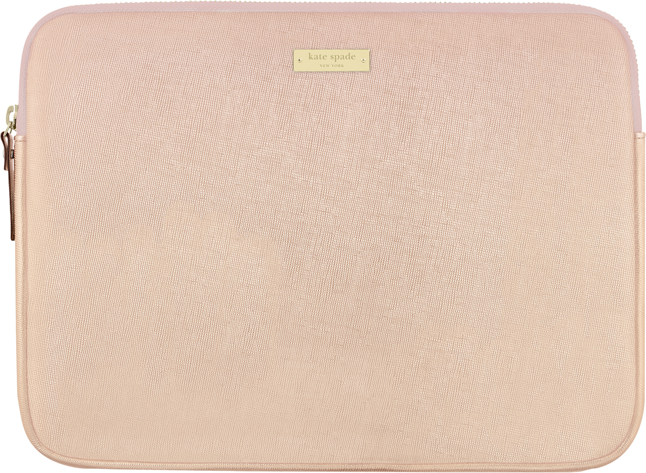 Kate Spade Saffiano Sleeve for Surface Pro (Rose Gold Metallic)
