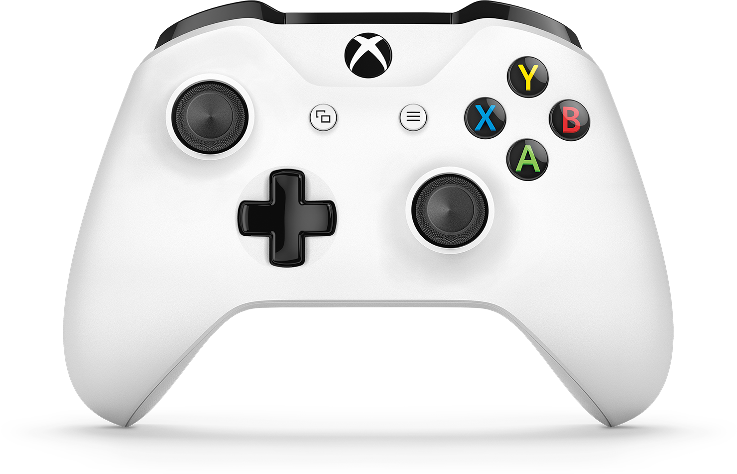 Xbox Wireless Controller White - front view