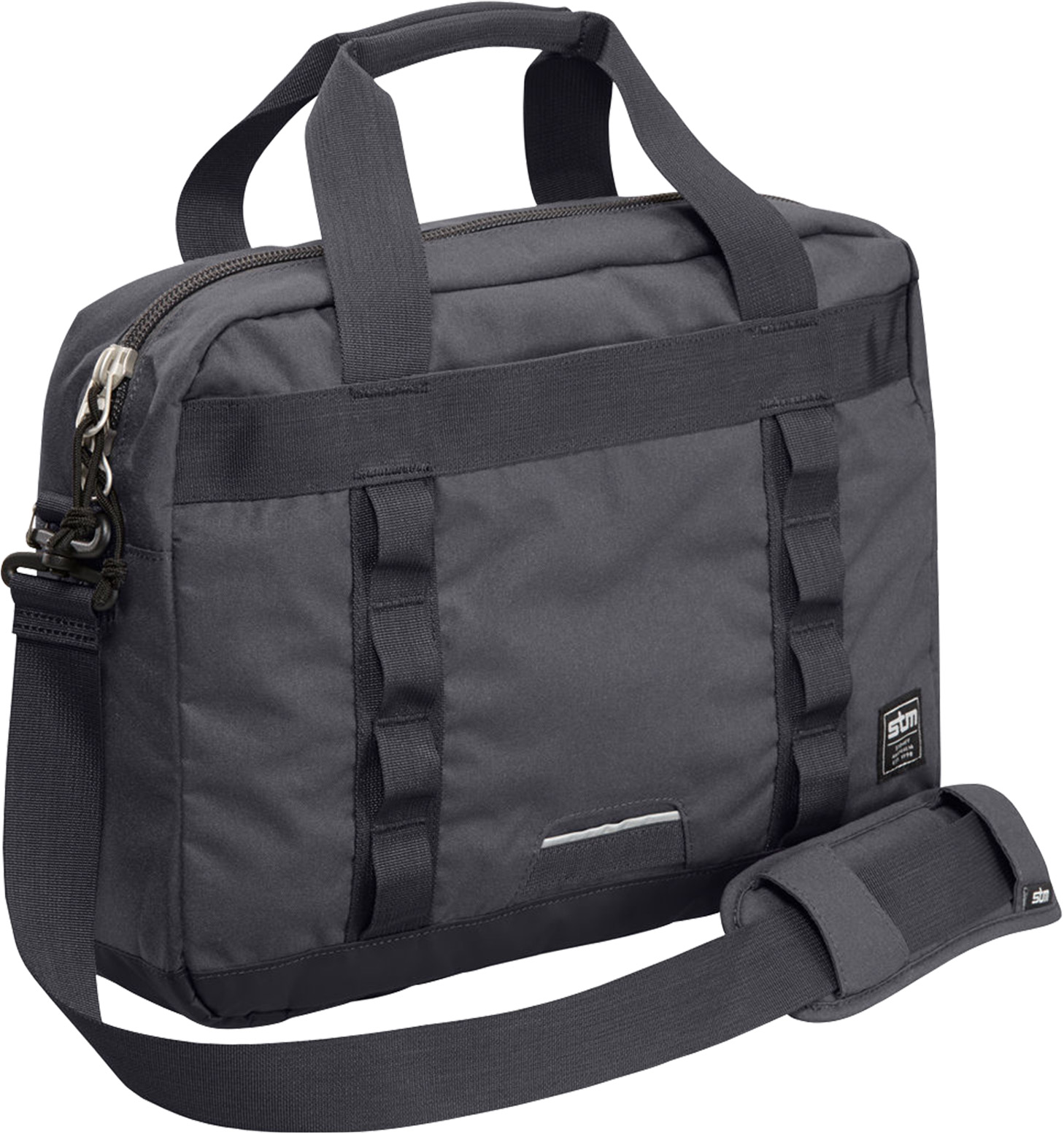 STM Bowery 13-Inch Laptop Brief (Graphite)