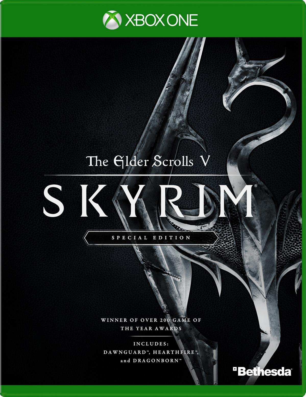 The Elder Scrolls V: Skyrim édition spéciale