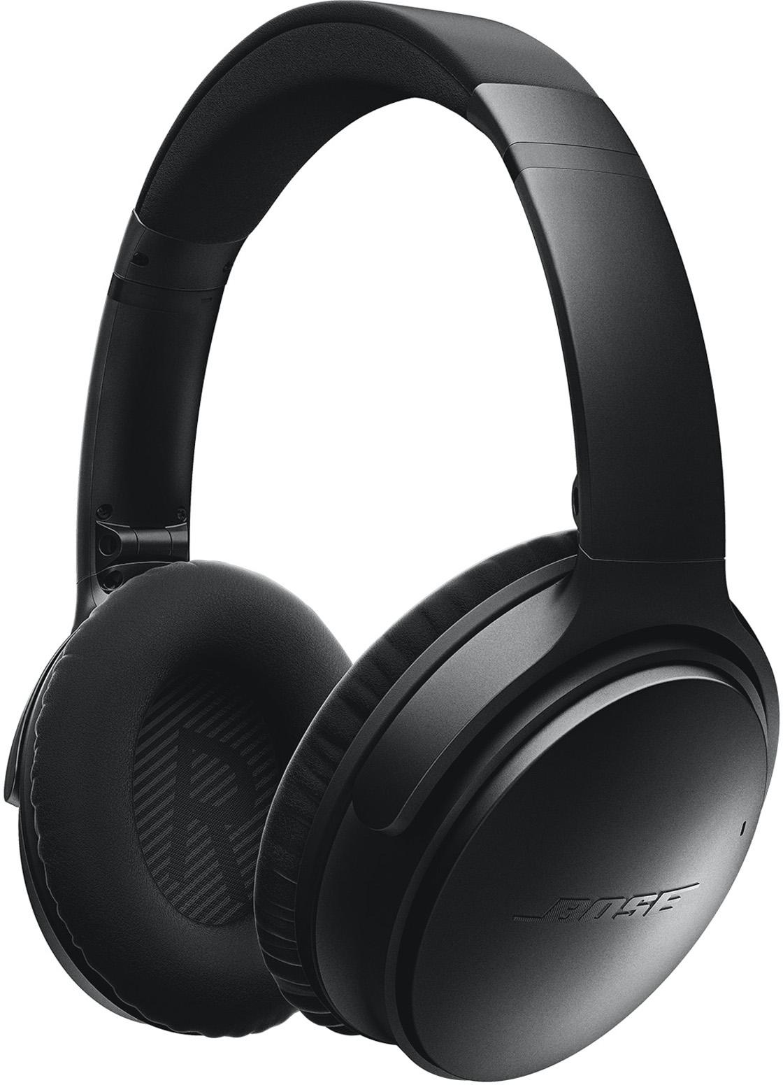 Bose QuietComfort 35 Wireless Headphones (Black)