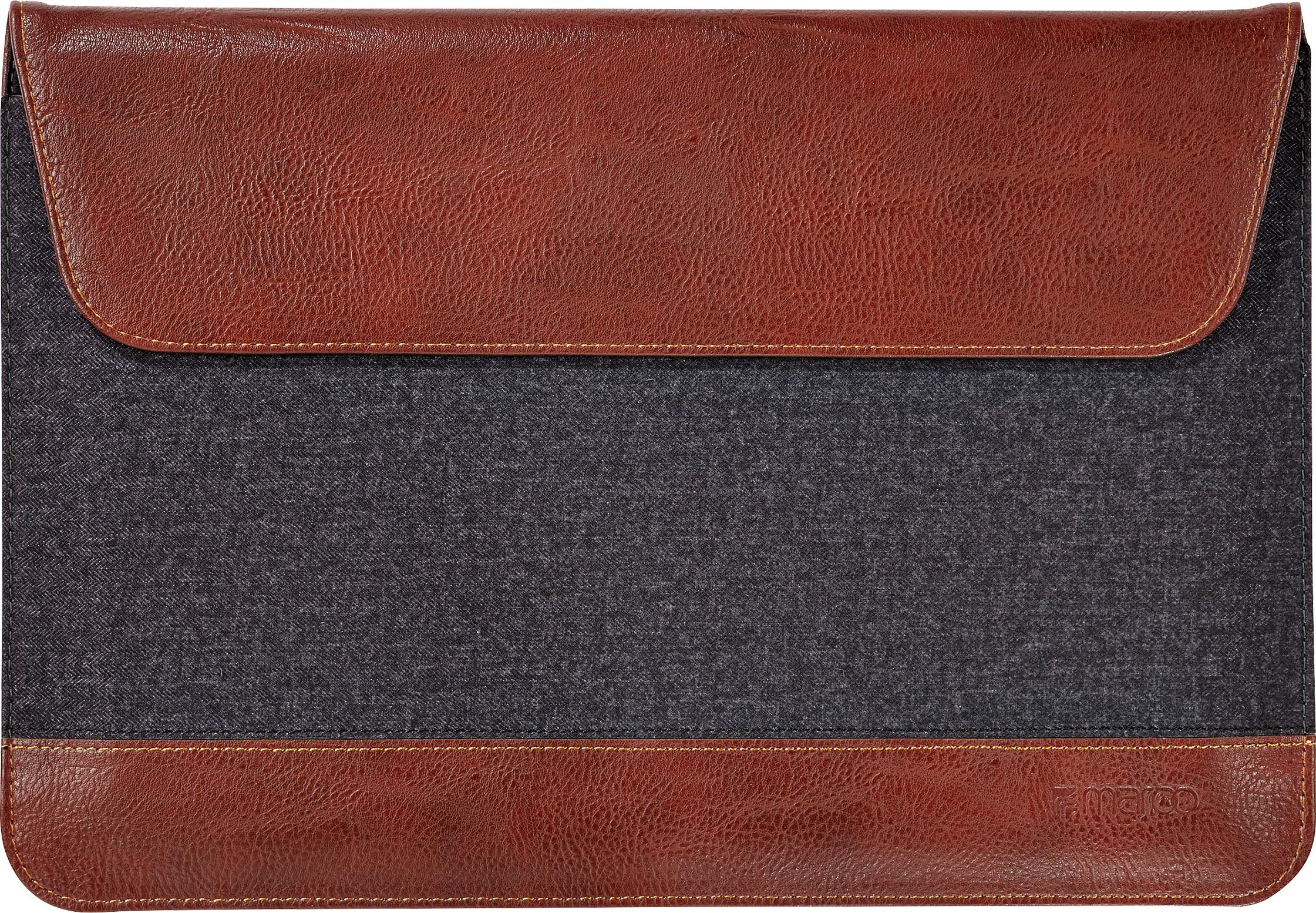 Étui Maroo en cuir synthétique pour Surface3 (brun)