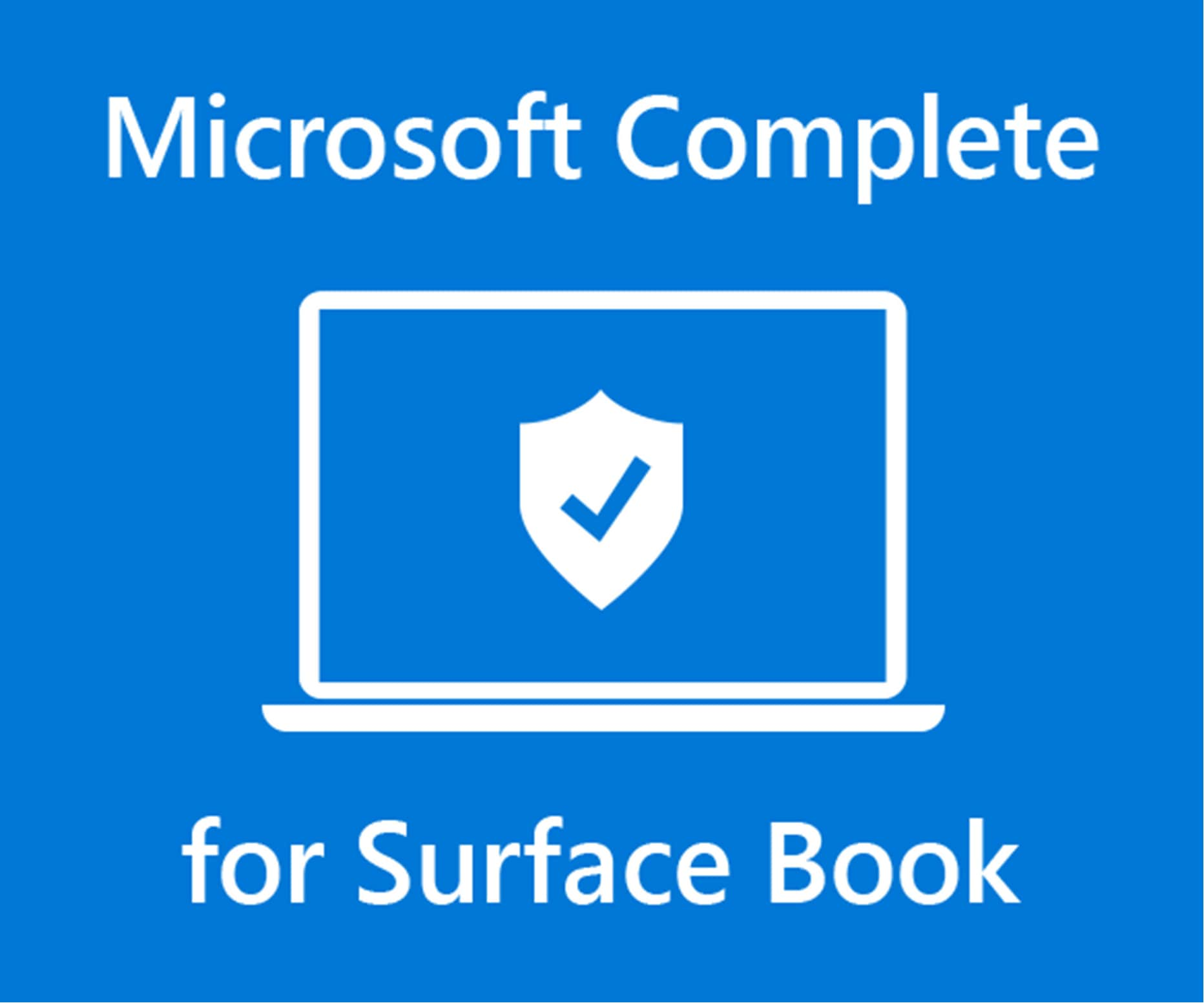 Microsoft Complete Accident Protection for Surface Book