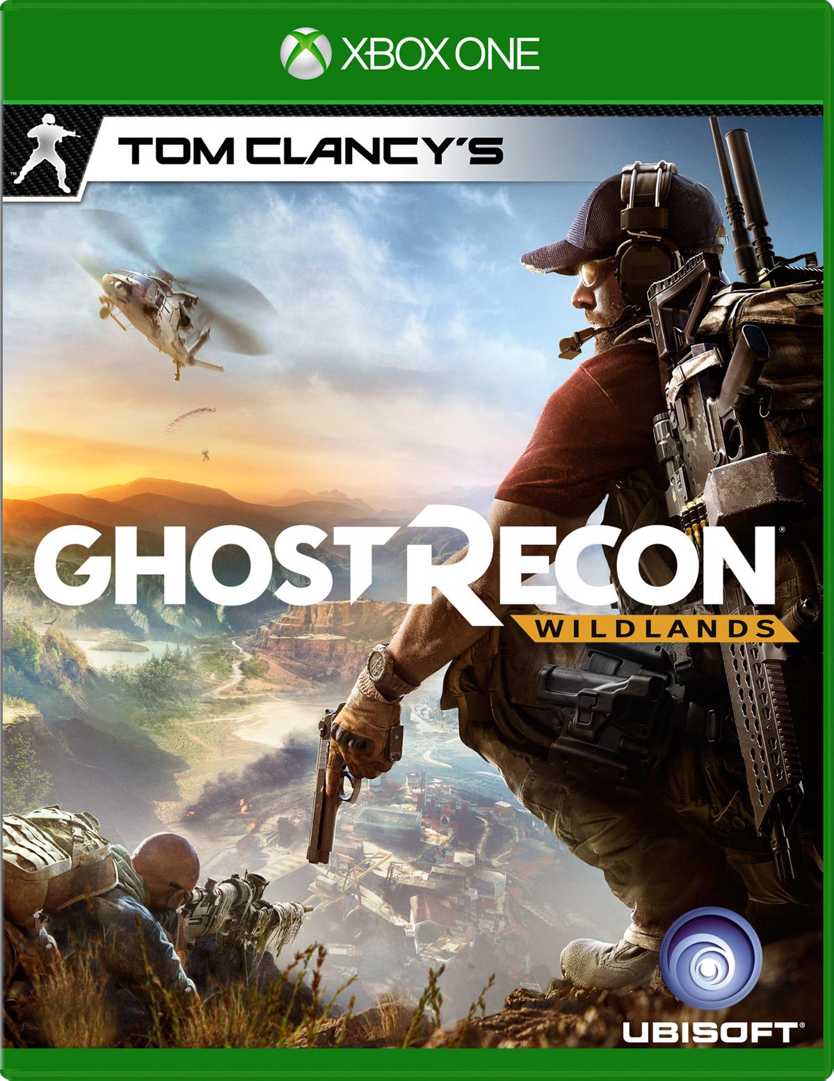 Tom Clancy's Ghost Recon Wildlands voor Xbox One