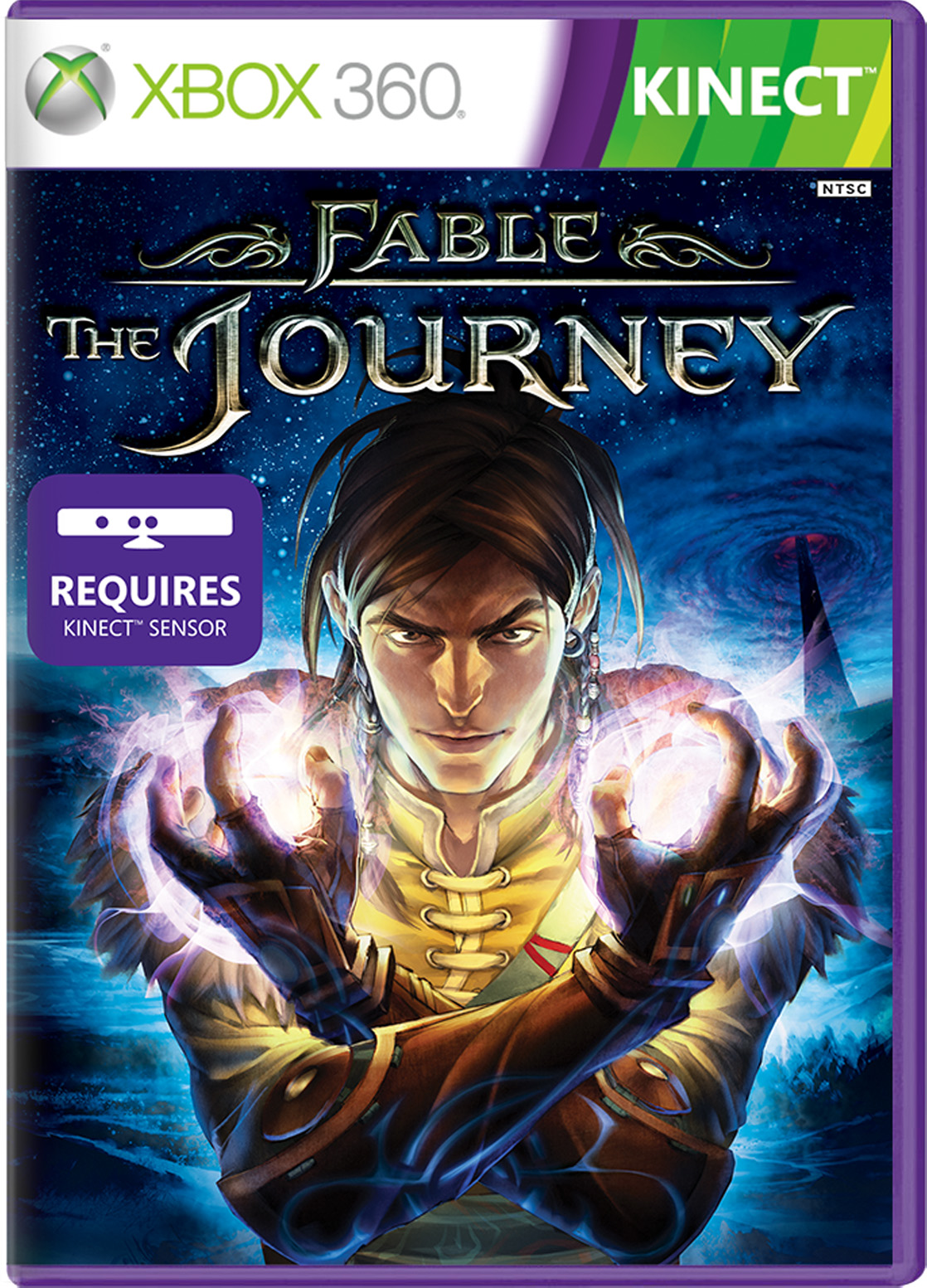 Fable: The Journey Xbox 360 Game for Kinect
