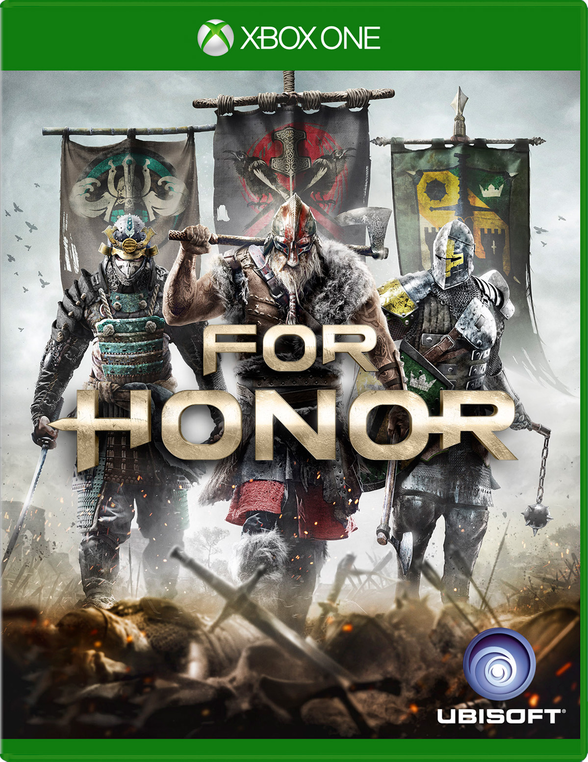 Hra For Honor pro Xbox One
