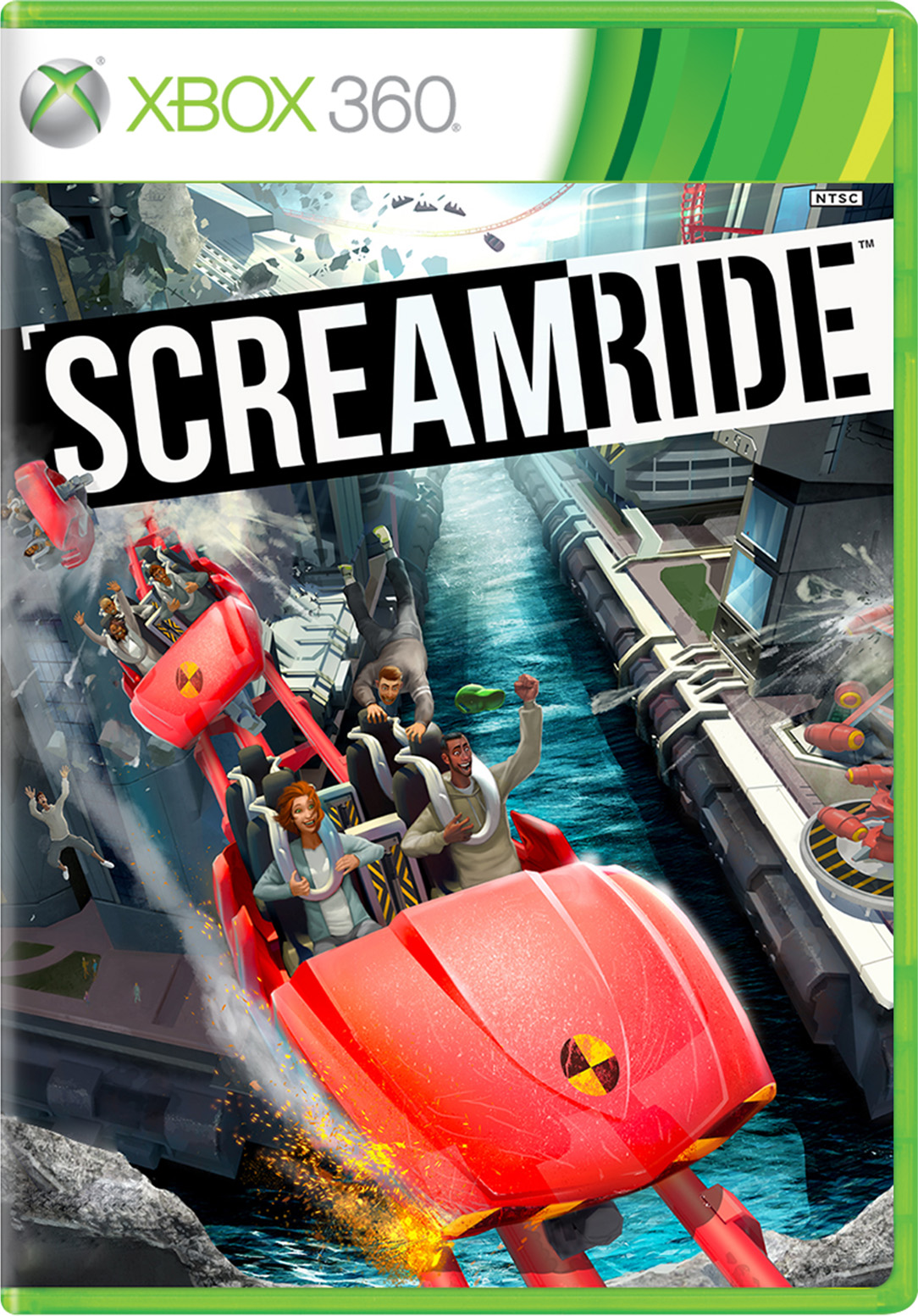 Screamride for Xbox 360