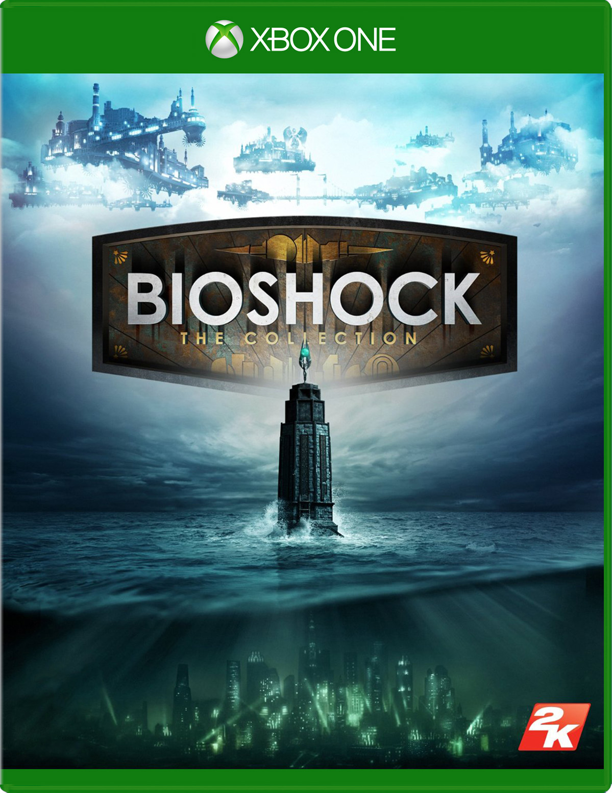 Bioshock: The Collection pour Xbox One