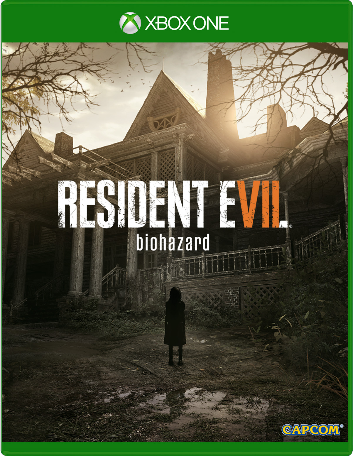 Resident Evil 7 biohazard for Xbox One