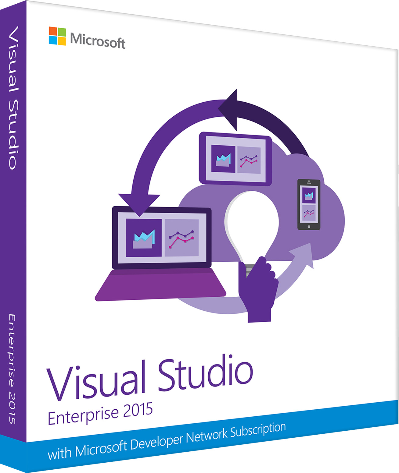 Visual Studio Enterprise with MSDN