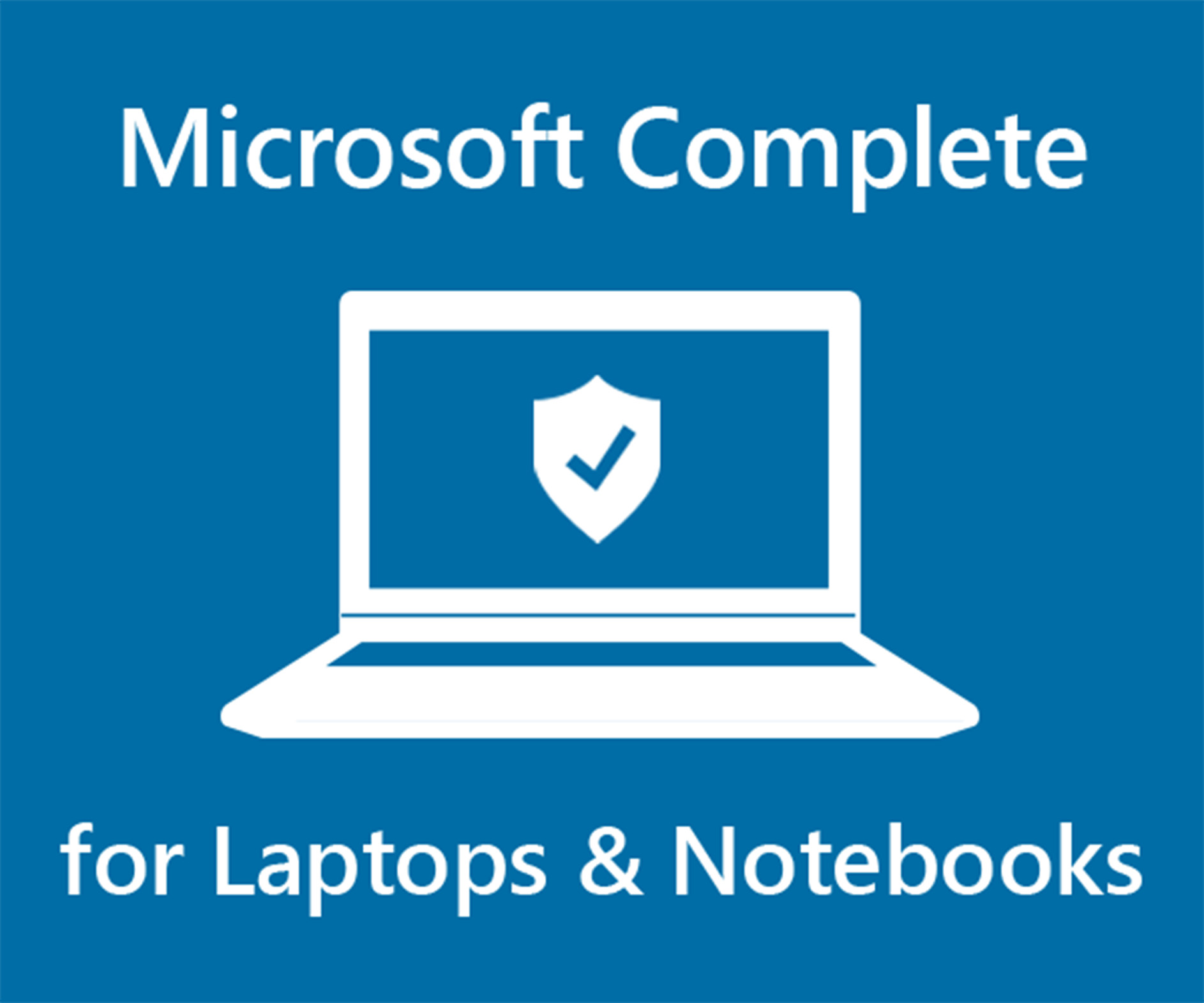 Microsoft Complete for Laptops