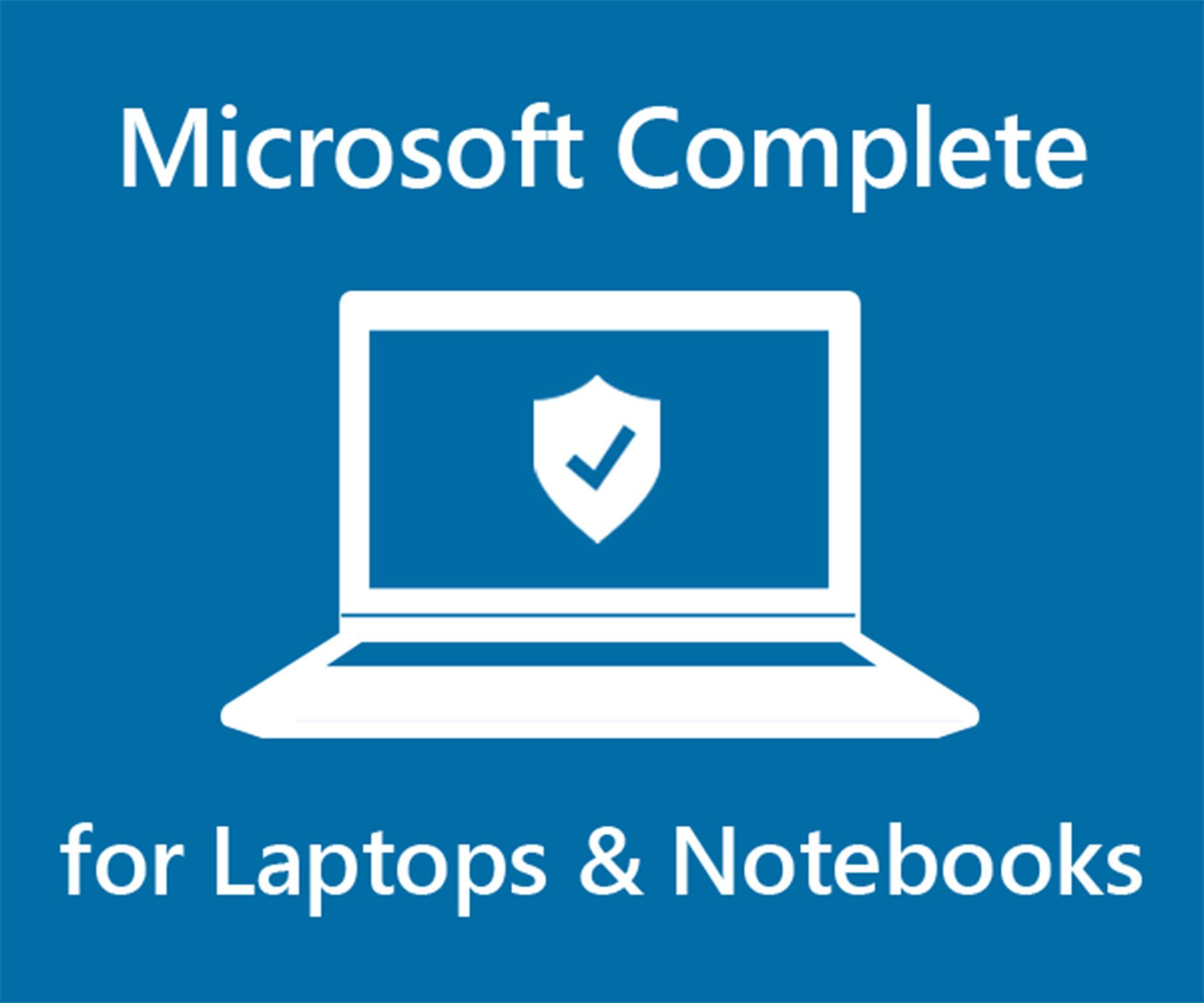 Microsoft Complete pour ordinateurs portatifs