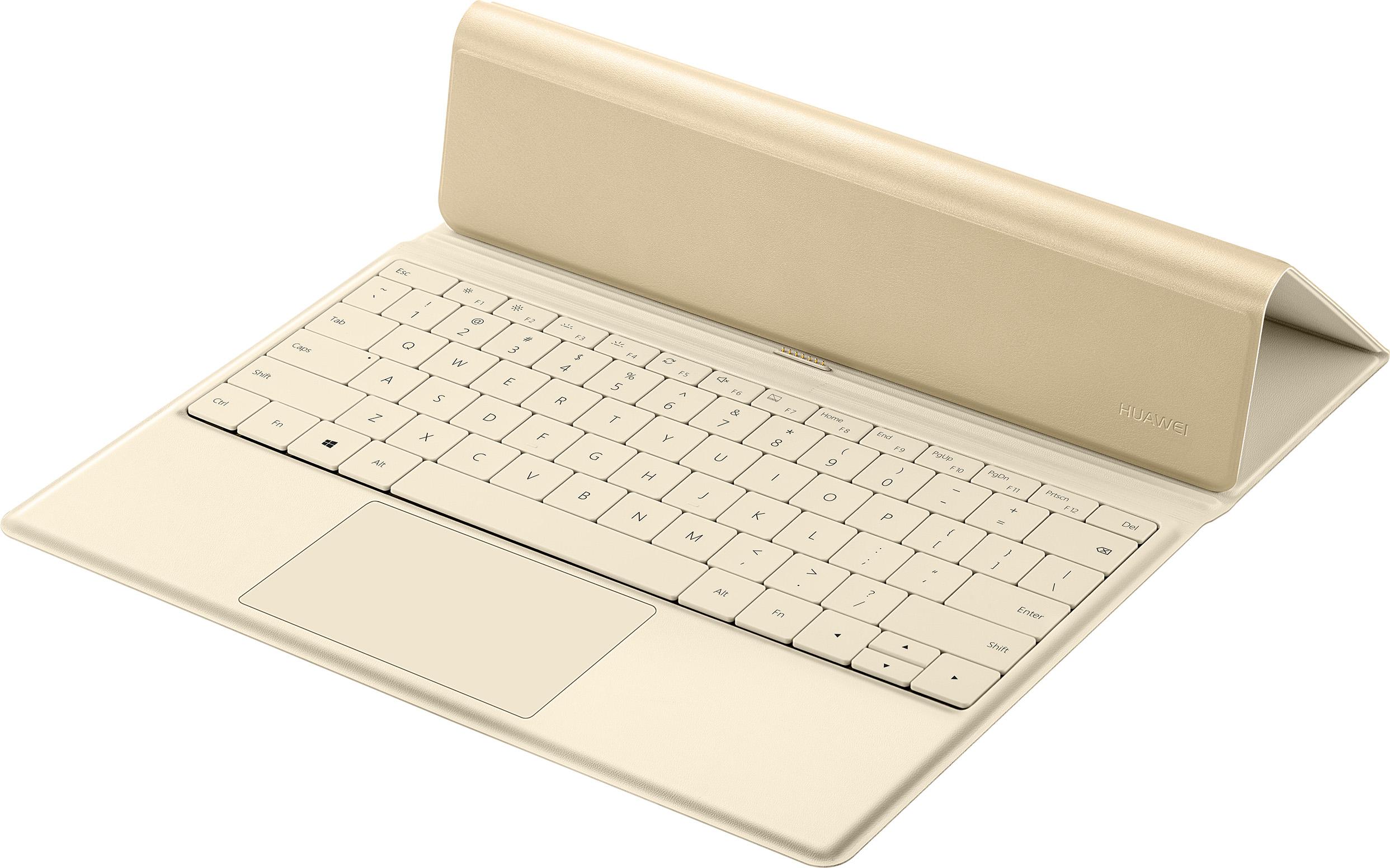 Huawei MateBook Portfolio Keyboard (Beige) Deal