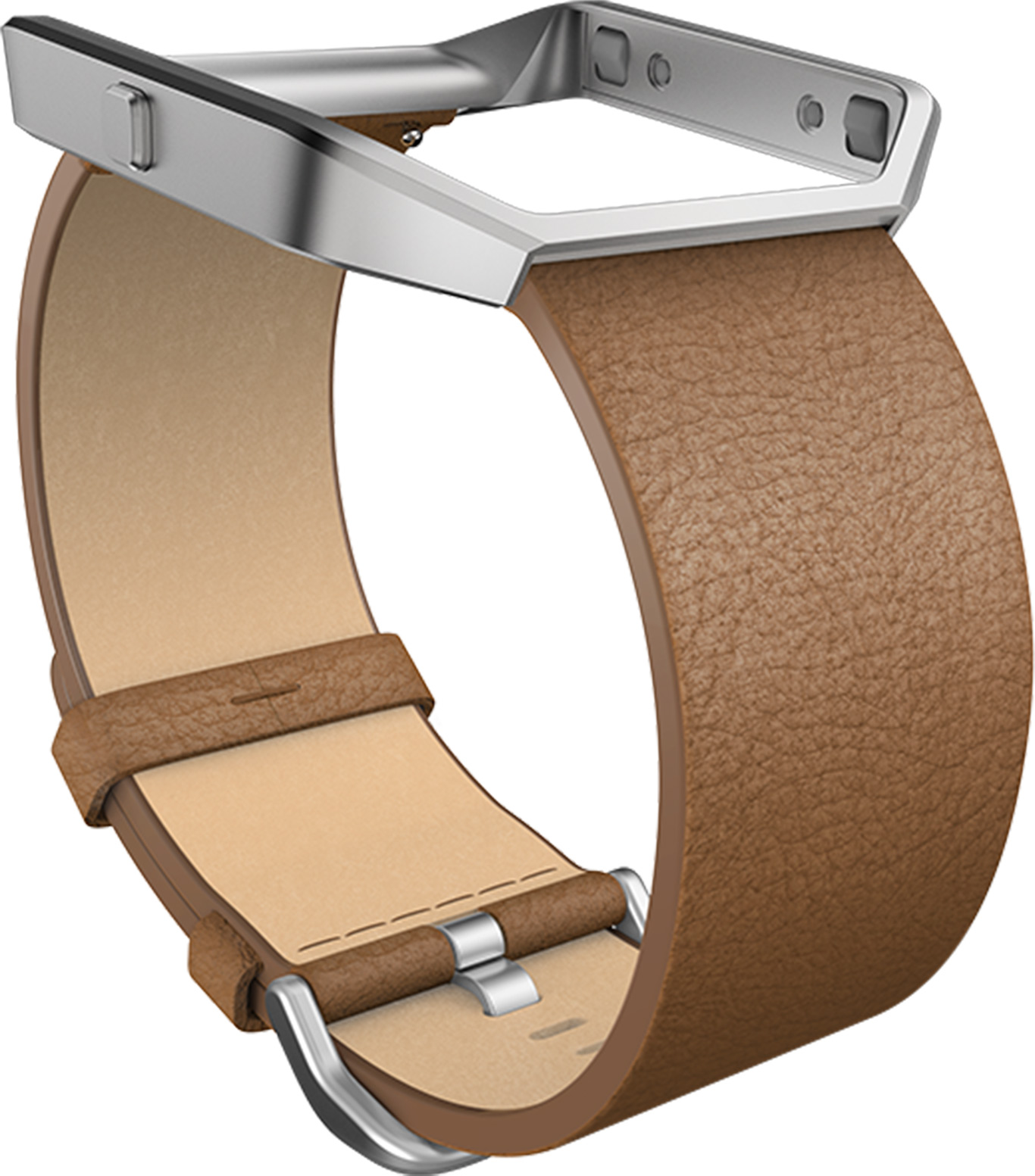 Fitbit Blaze Leather Band (Camel)