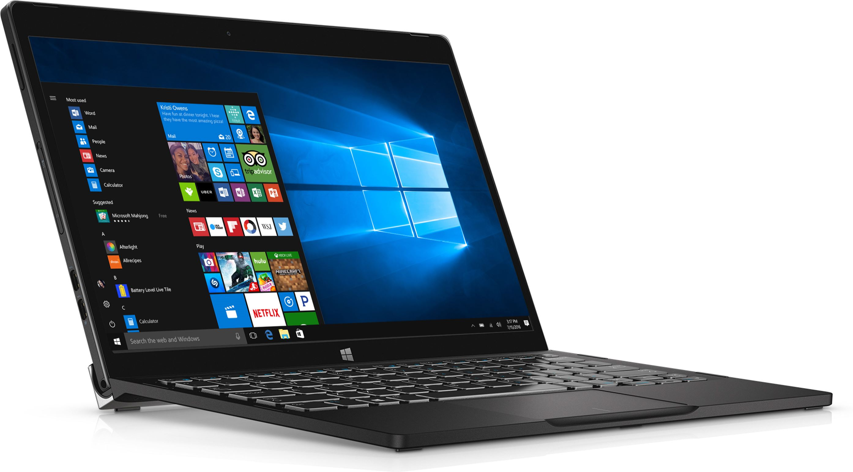 Dell XPS 12 9250-4554WLAN Signature Edition 2 in 1 PC
