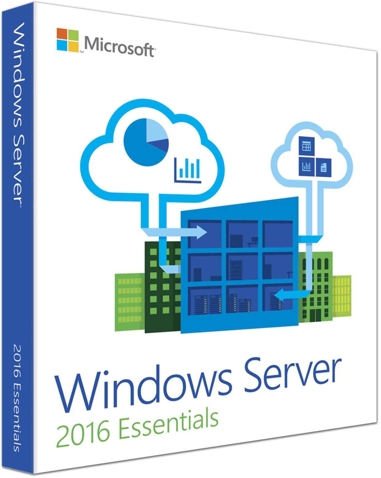 Windows Server 2016 Essentials (Download)