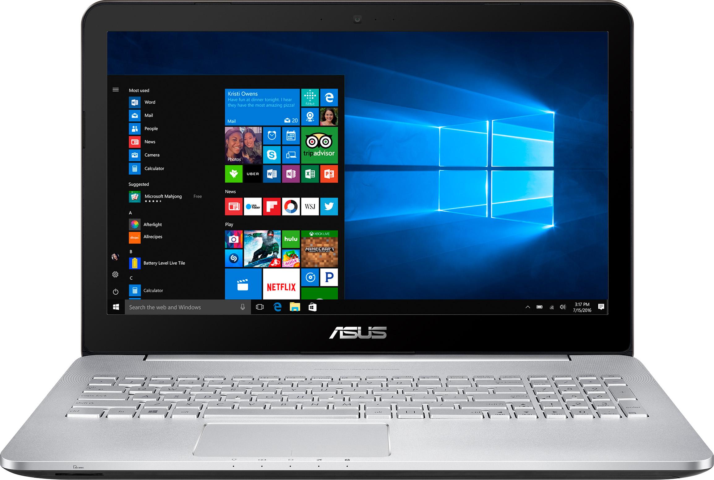ASUS VivoBook Pro N552VX-US51T Signature Edition Laptop