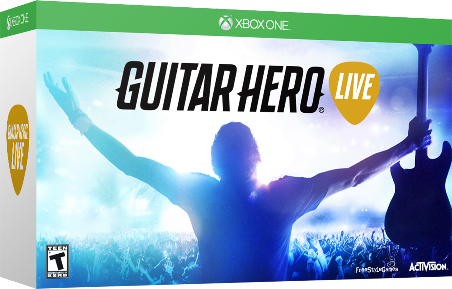 Guitar Hero Live 2-Pack Bundle for Xbox One