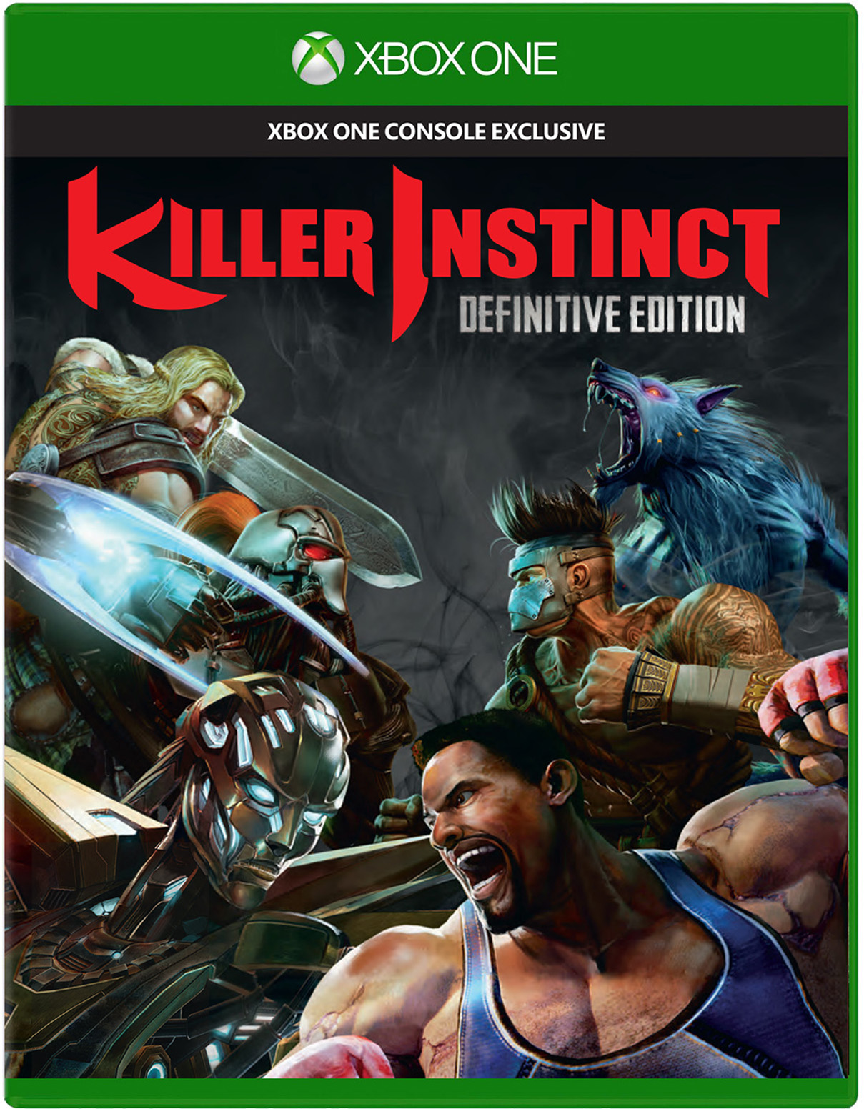 Killer Instinct: Definitive Edition for Xbox One | Killer Instinct: Definitive Edition pour Xbox One