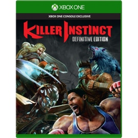 Killer Instinct: Definitive Edition for Xbox One | KillerInstinct: Definitive Edition pour XboxOne
