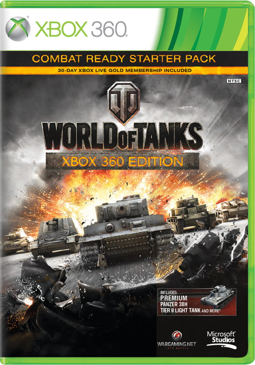 World of Tanks for Xbox 360