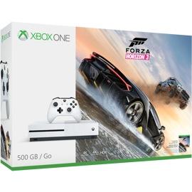 Ensemble Xbox One S Forza Horizon 3 (500 Go)