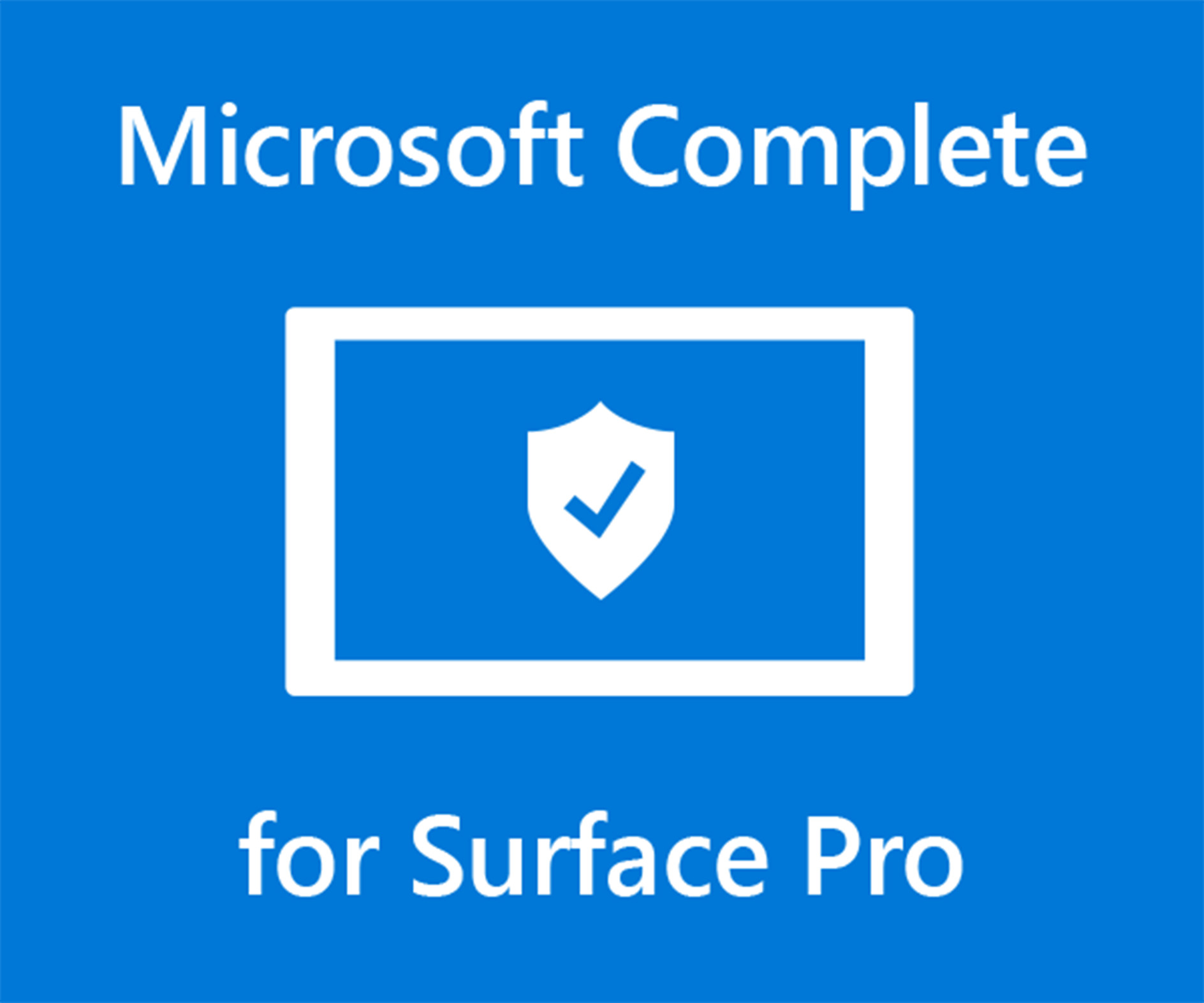 Microsoft Consumer Complete Warranty Surface Pro