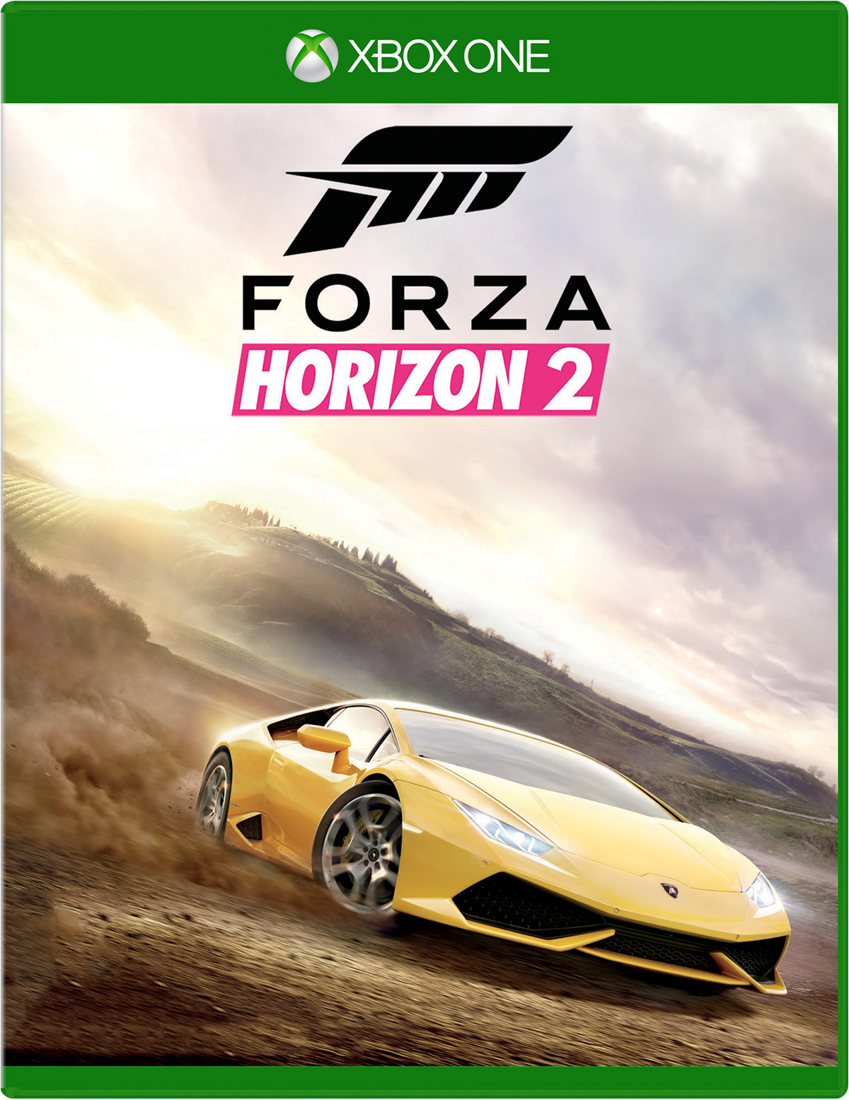 Forza Horizon 2 Ten Year Anniversary Edition for Xbox One