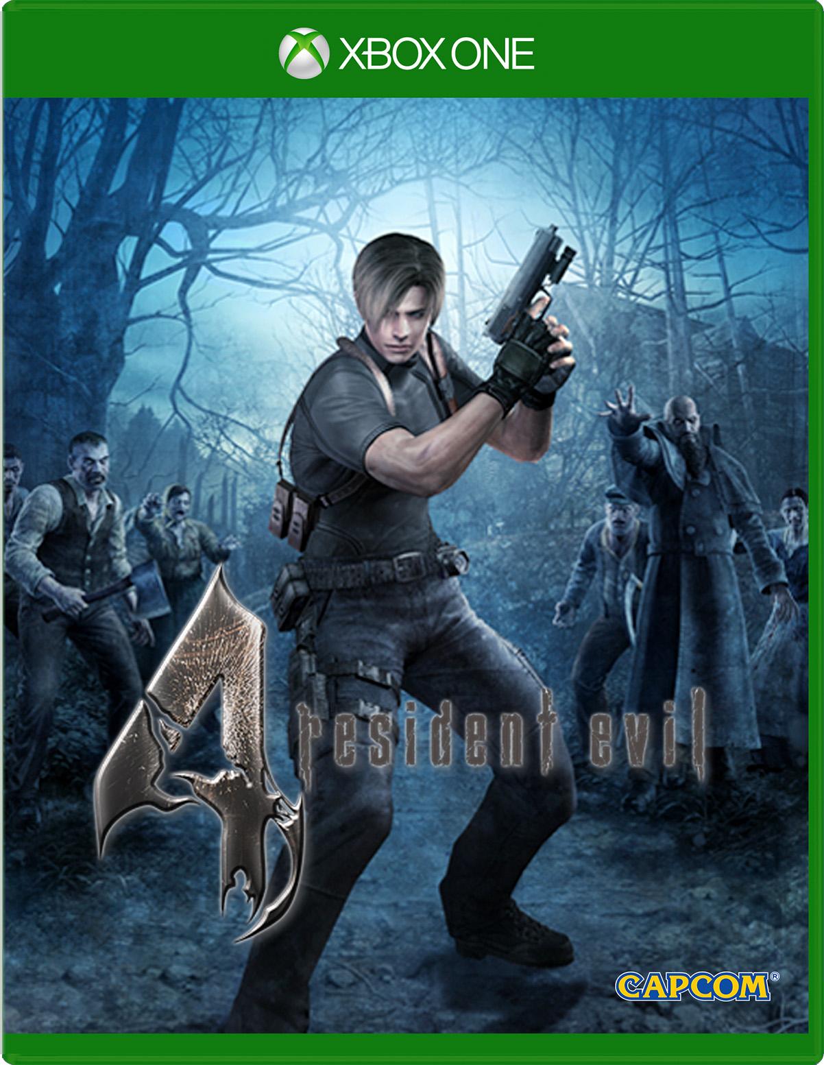 Resident Evil 4 for Xbox One