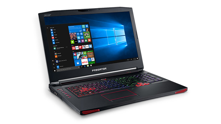 Buy Acer Predator 17 G9-793-76KV Gaming Laptop - Microsoft Store