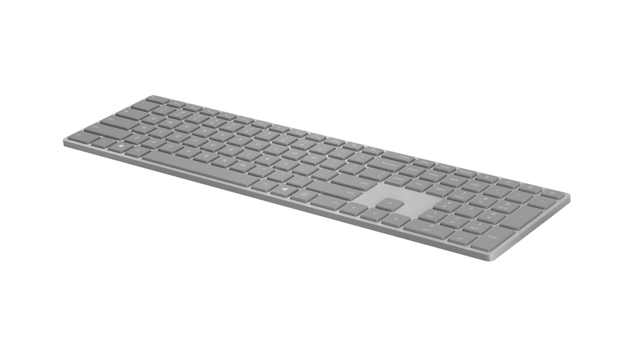 Surface Keyboard right perspective