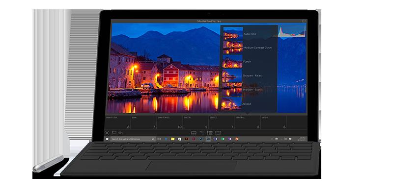 Tipo de cubierta de Microsoft Surface Pro