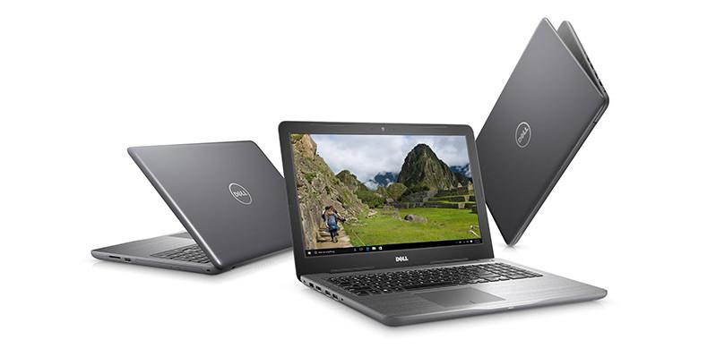 Dell Inspiron 15 5000 Series 5565-i5565-2517GRY Signature Edition Laptop | Portable Dell Inspiron155565-i5565-2517GRY de la gamme5000 édition Signature