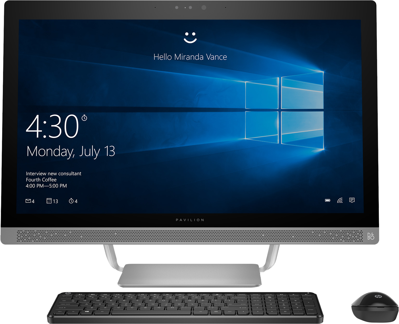 HP Pavilion 27-a021 Signature Edition All-in-One