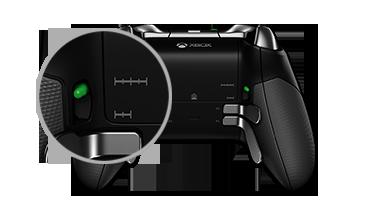 Xbox Elite Wireless Controller | Manette sans fil Xbox Elite