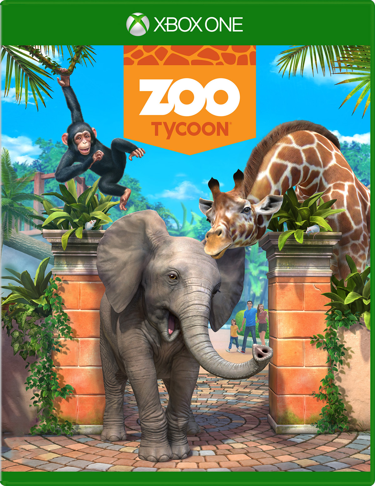 Zoo Tycoon Xbox One lle