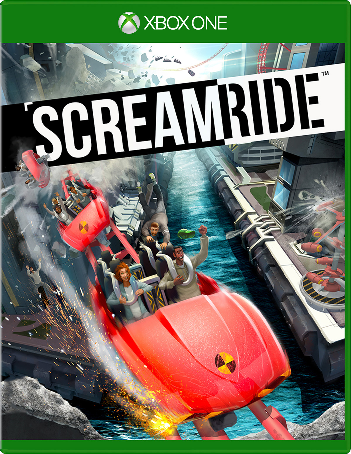 Screamride for Xbox One (Blu-ray Edition)