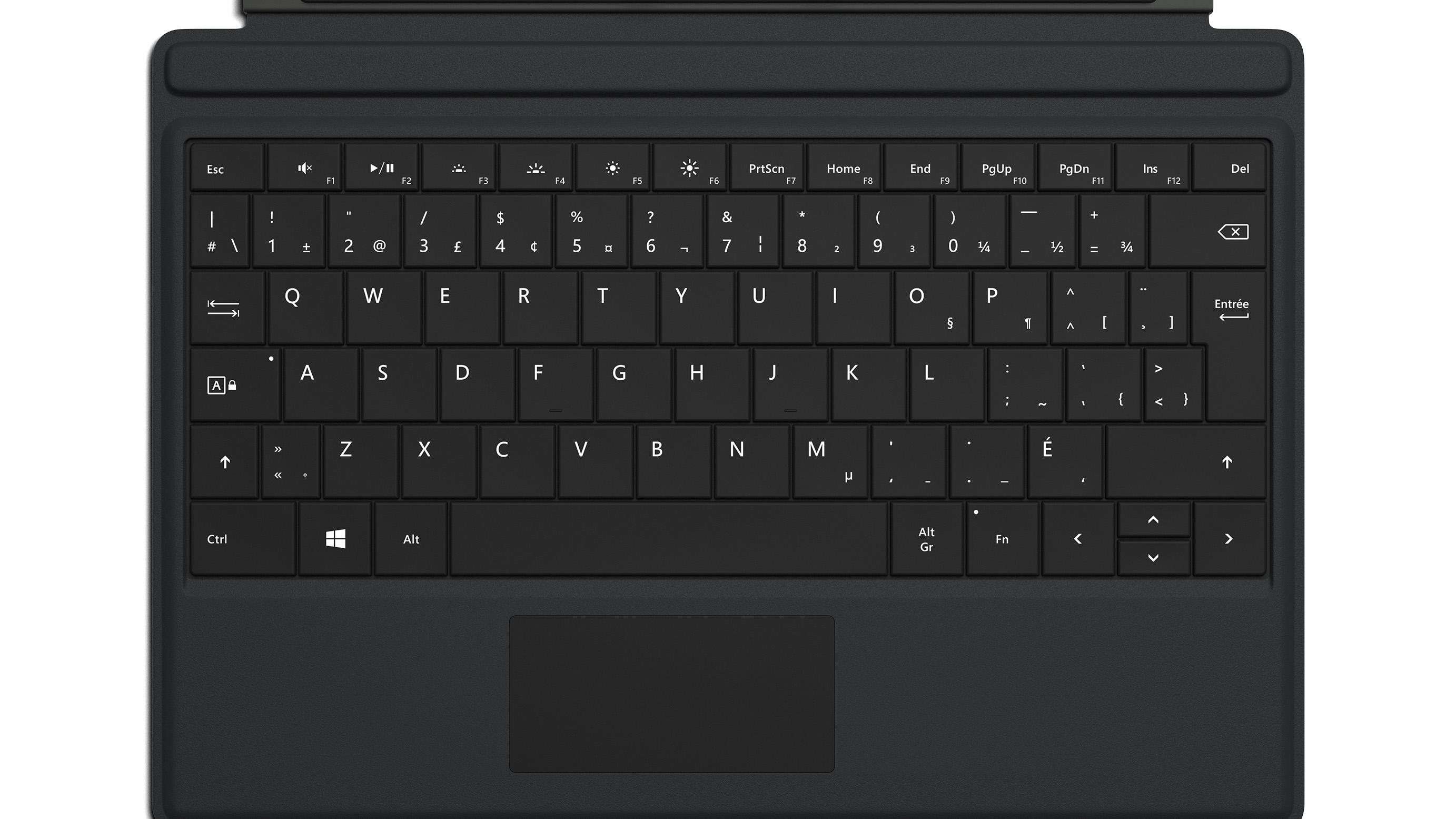 Type Cover de Surface 3