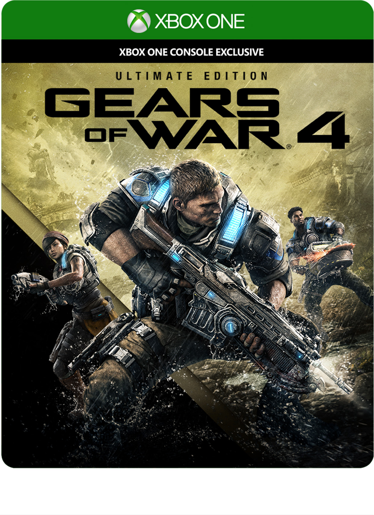 Gears of War 4 Ultimate Edition for Xbox One 26F-00001