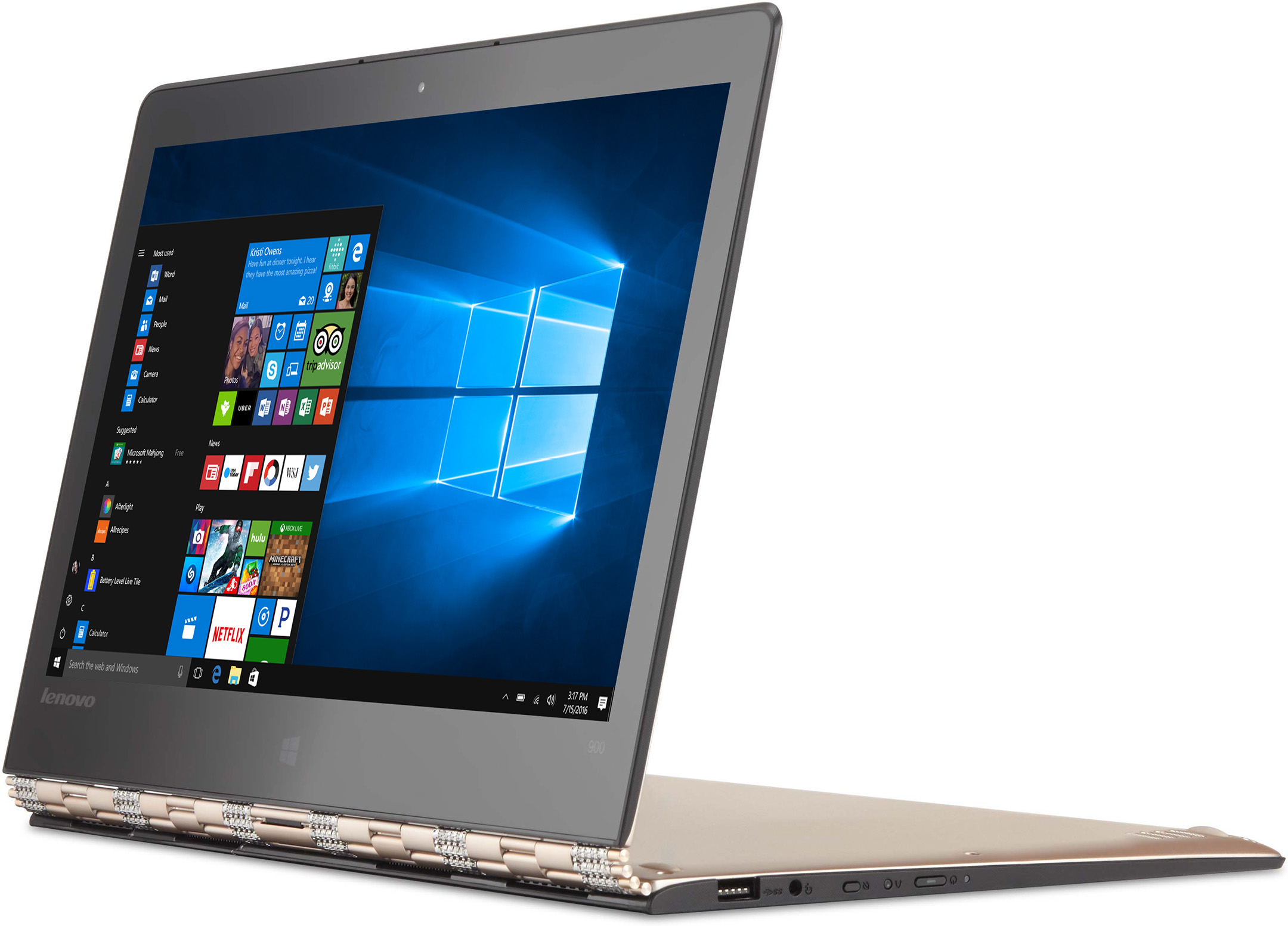 Lenovo Yoga 900-13ISK Signature Edition 2 in 1 PC