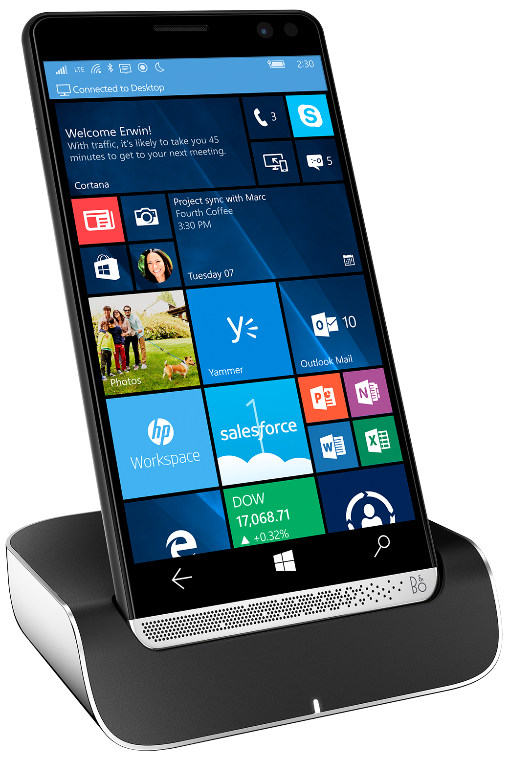 HP Elite x3 Bundle - Verizon No Contract