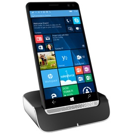 HP Verizon Elite x3 with Desk Dock